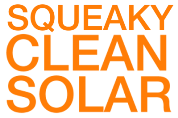 Squeaky Clean Solar