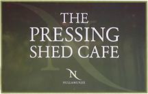 The Pressing Shed