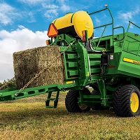Crops & Harvesting - Baling Equipment