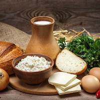 Food & Restaurants - Dairy, Meat & Pantry
