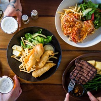 Food & Restaurants - Restaurants, Takeaway & Cafes